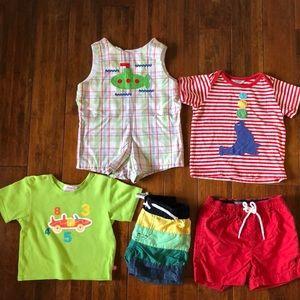 Polo, Zutano, Baby Boden, Baby Gap Bundle!